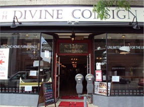 Divine Consign   Furniture Consignment Store In Oak Park With Photos On  Website.