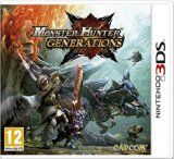 Monster Hunter Generations (Nintendo 3DS) by Nintendo UK   31 days in the top 100 Platform: Nintendo 3DSRelease Date: 15 July 2016Buy new:   £34.00 (Visit the Bestsellers in PC & Video Games list for authoritative information on this product's current rank.) Amazon.co.uk: Bestsellers in PC & Video Games...