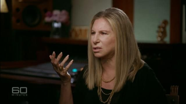 'We're in Shock': Streisand Says She'll Leave U.S. If Trump Wins Election