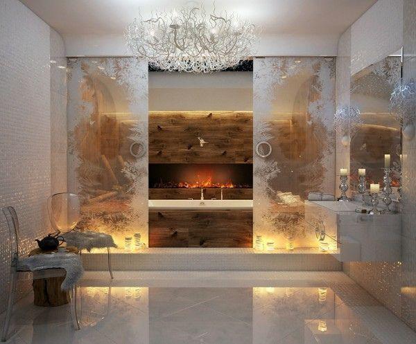 modèle salle de bain luxe et déco