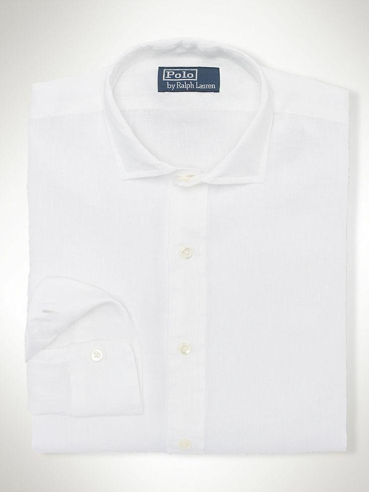 Custom-Fit Estate Sport Shirt - Custom Fit Shirts - Ralph Lauren UK