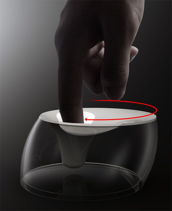 Finger Coffee – Coffee Cup Design by Li Cheng & Zhang Xun for Newplan Design