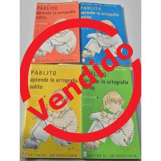 Paraíso del Libro Usado: Pablito Aprende Ortografía Solito,Cecilia Beuchat,...