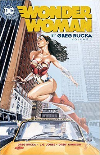 Wonder Woman By Greg Rucka Vol. 1: Greg Rucka: When an ancient ritual requires Wonder Woman to protect a young woman from anyone who threatens her, it pits the Amazon Warrior against her Justice League ally, Batman!