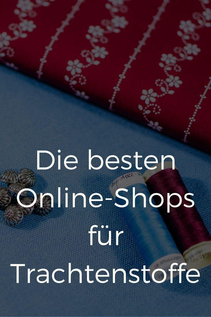 Trachtenstoffe Online österreich
