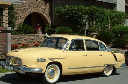 Tatra 603-2, 1966