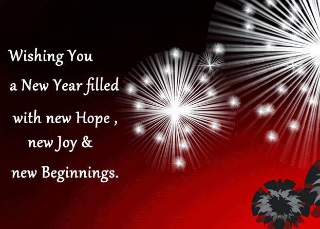 New Year Sms messages, greetings, quotes & wishes