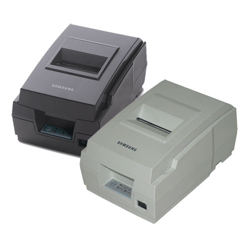 High Speed Dot Matrix Printing 	 	 	Fast print speed 4.6LPS 	 	 	Now standard without interface board. 	 	 	Various interface cards available:  	RS-232C, IEEE Parallel, RS-485 or USB  	User Changeable 	 	 	ESC/POS compatible 	 	 	Black & Red Printing 	 	 	Heavy Duty A