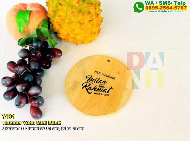 Talenan Yuda Mini Bulat WA 0857-4384-2114 & 0819-0403-4240 BBM 5B47CC61 #TalenanYuda #HargaYuda #souvenirMurah
