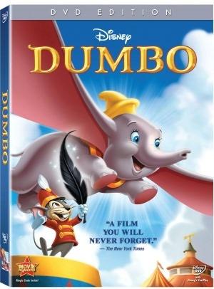 Dumbo DVD (Disney #4)