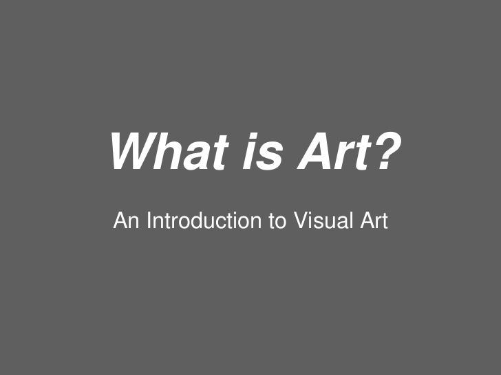 an introduction to the visual arts Artforms has 65 ratings and 8 reviews christine said: i read this book in preparation for taking the cset for art this was by far the most comprehensiv.