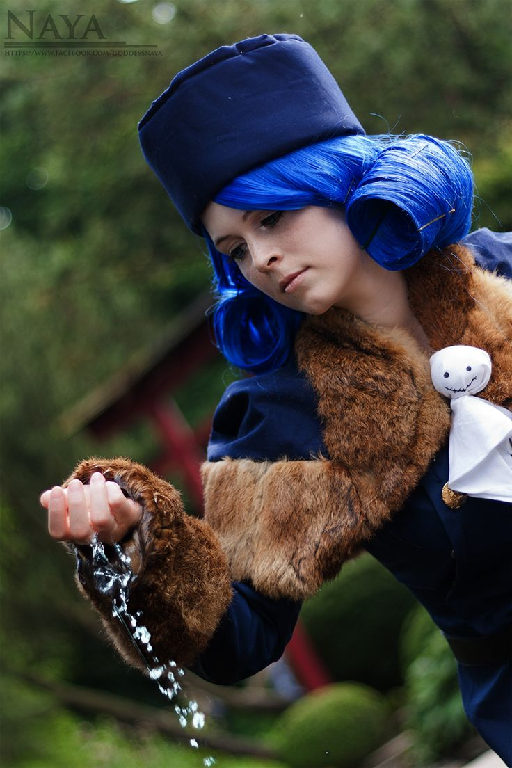 Julvia Lockstar Fairy Tail cosplay