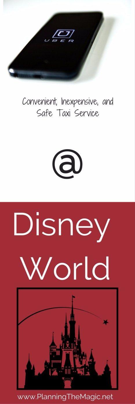 Uber at Disney World | Planning The Magic