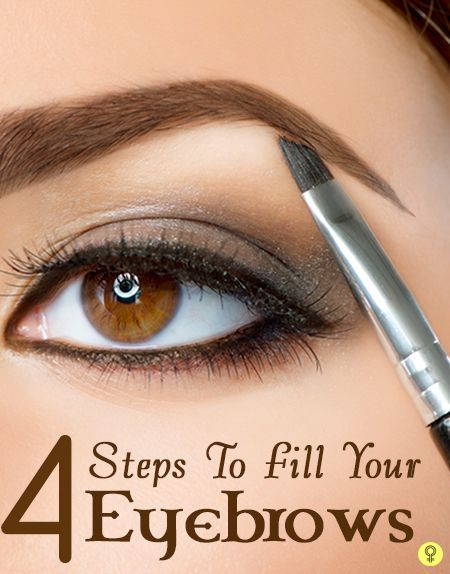 How to fill in eyebrows? Filling in eyebrow is not a Herculean task!