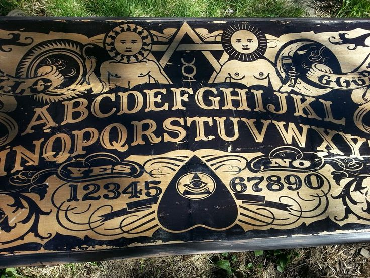 Best Ouijas Images On Pinterest Ouija Coffee Tables And Art - Ouija coffee table