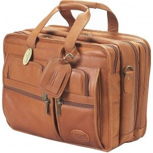 Claire Chase Executive Briefcase X-wide