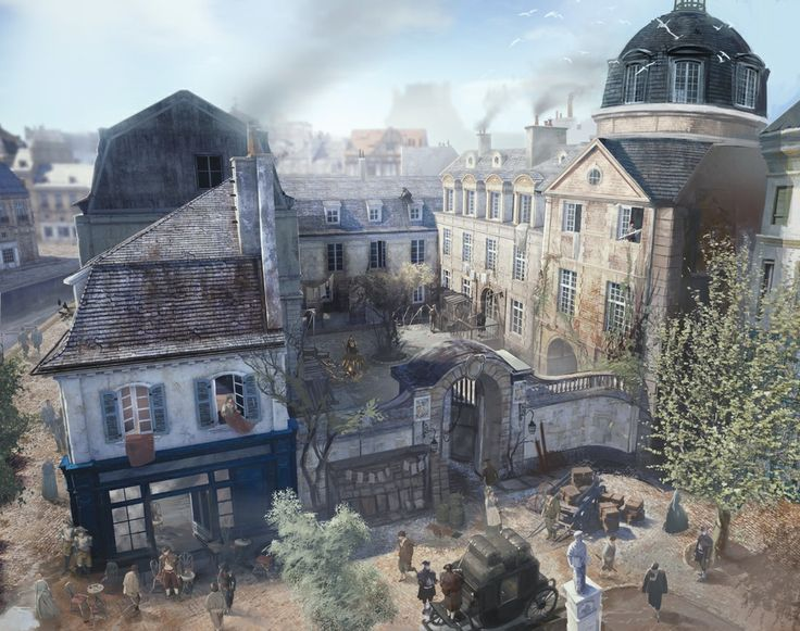38 best Assassin's creed concept. art images on Pinterest ...