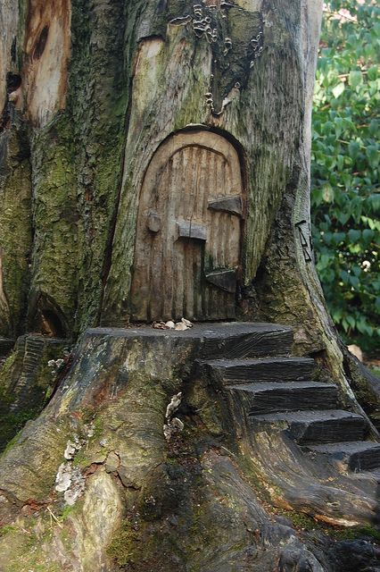 Fairy Doors for Trees