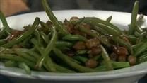 Chinese-buffet-style green beans at home? I'll never go to the buffet again! (Ok, that's a lie)