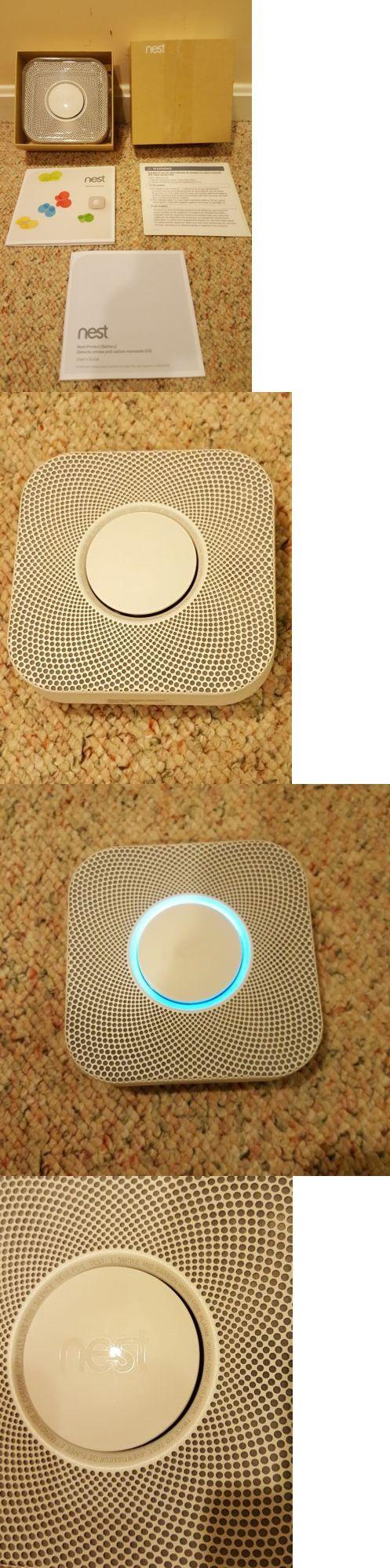 Smoke Detectors 115942: Nest Protect 2Nd Generation (Battery) Smart Smoke Carbon Monoxide Alarm W Box -> BUY IT NOW ONLY: $99.99 on eBay!