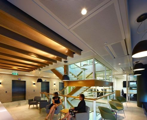 ceiling acoustics from Décor Systems