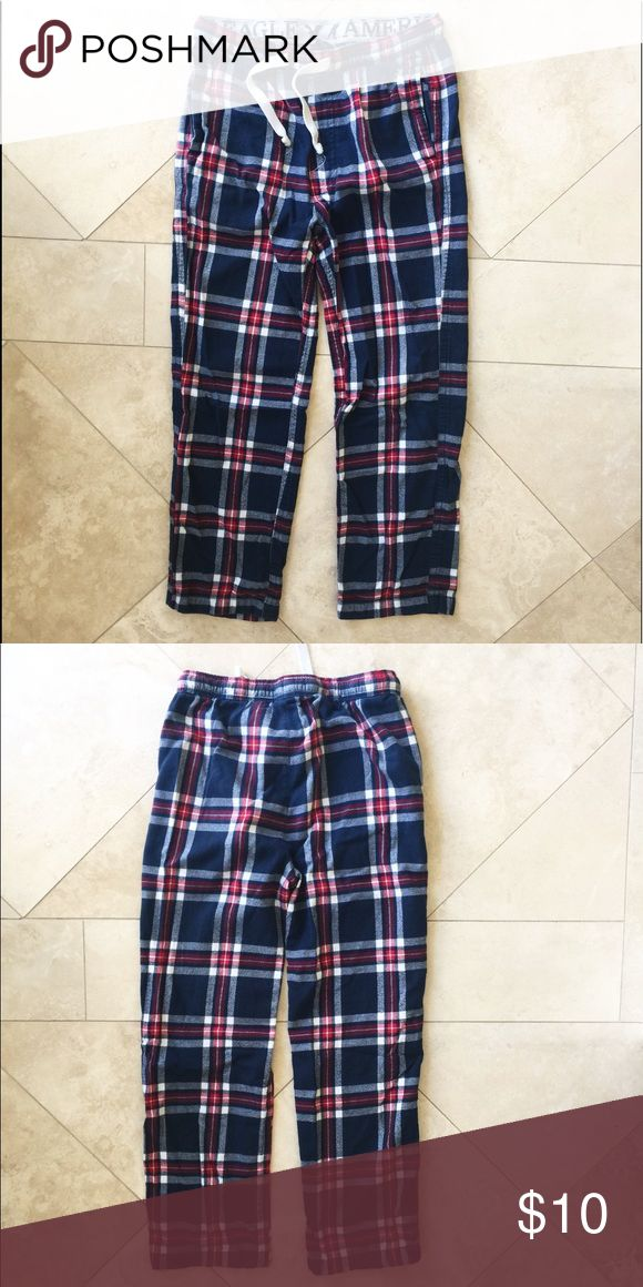 Men's Flannel Pajama Pants Men's Flannel Pajama Pants American Eagle Outfitters Pants Sweatpants & Joggers