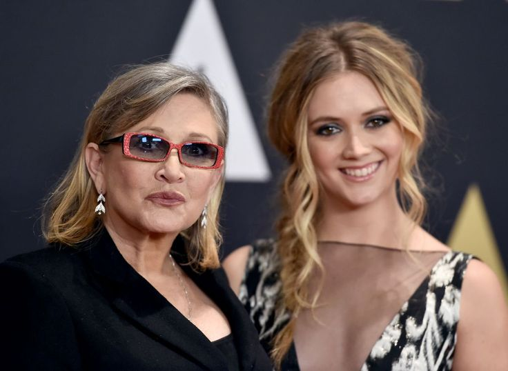 Carrie Fisher and Billie Lourd attends the 7th Annual Governors Awards http://celebs-life.com/carrie-fisher-and-billie-lourd-attends-the-7th-annual-governors-awards/ #billielourd #carriefisher