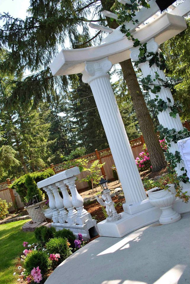Seattle Washington Wedding Venue Best Small Affordable Outdoor Garden In State Chapel Elope
