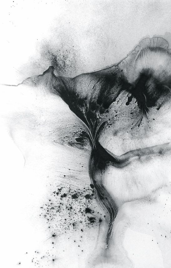 Julie Tremblay | charcoal drawing (detail), 2014