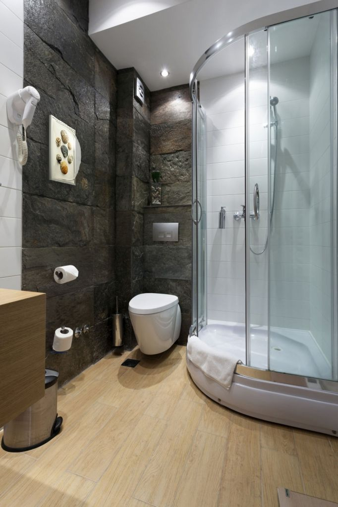 Dekoracje z muszli w łazience? - dlaczego nie! - Super pomysł z ramką 3d square shield