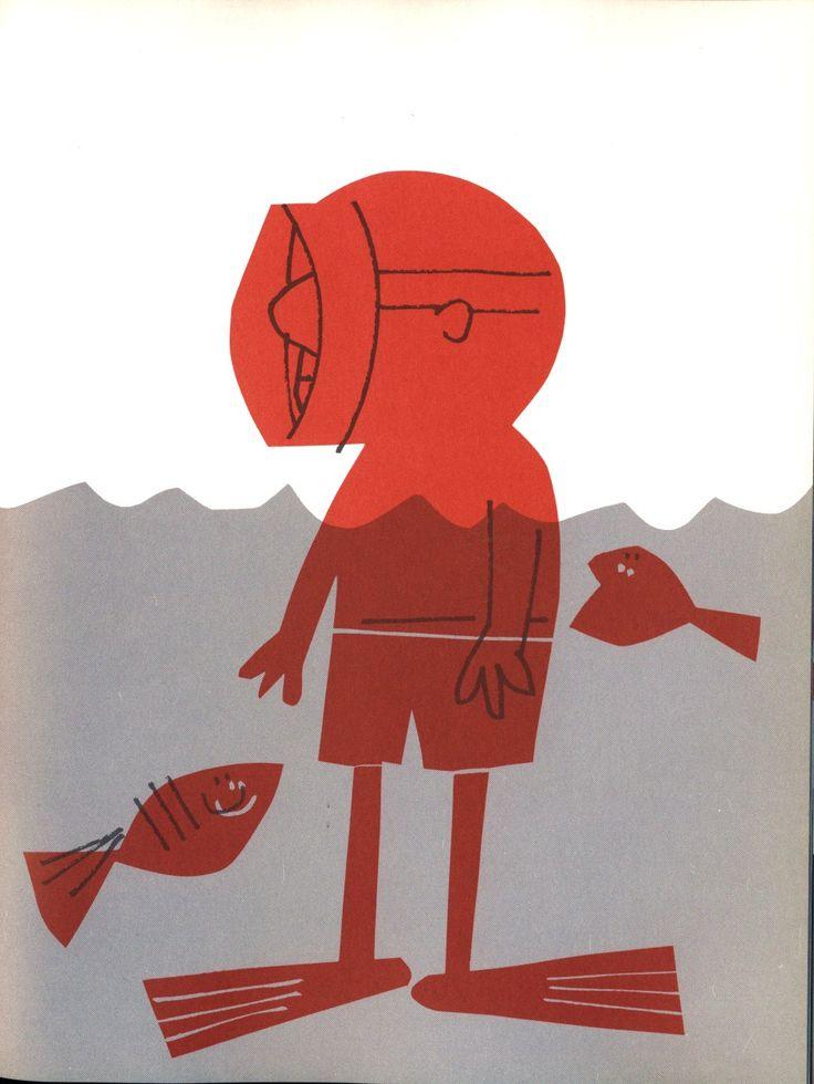 illustration from Skippy The Skunk