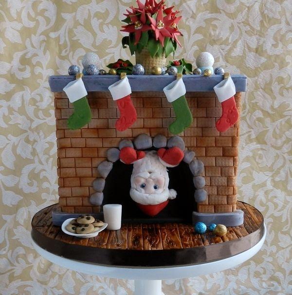 Se debería tomar esta tarta el día de nochebuena! nos la imaginamos rellena de #yooglers!