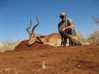 2009 Impala - @ Marulahunt Safaris - Christopher Sillitoe