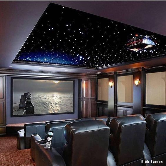 Home Entertainment Spaces: Are You Thinking About Transforming A Space Of Your Home