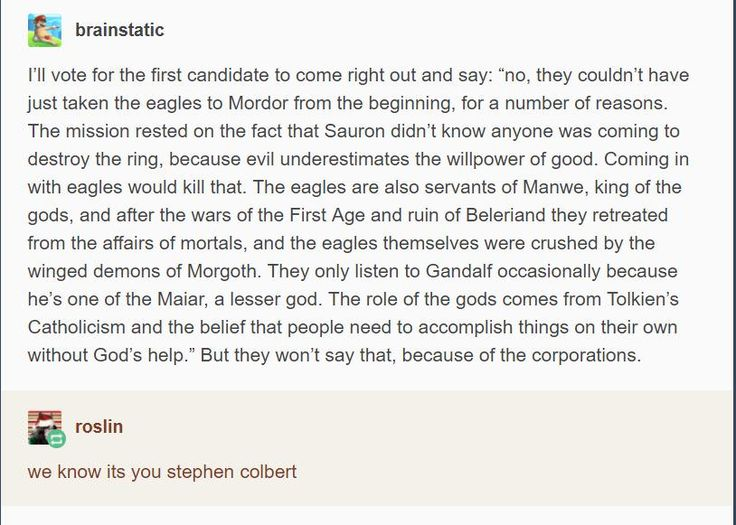 We found Stephen Colbert's tumblr.