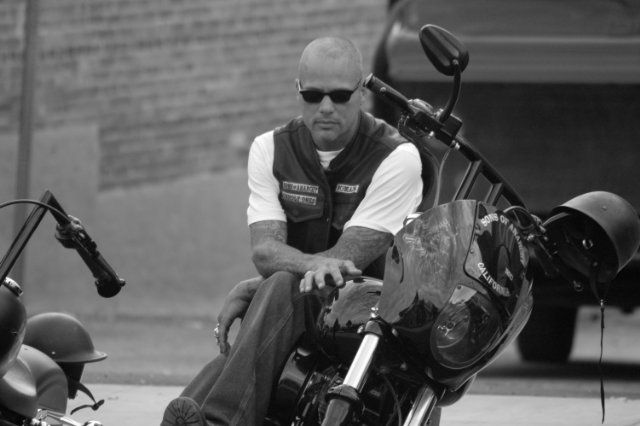 David Labrava -aka Happy on SOA