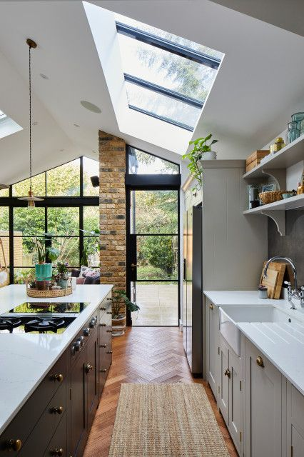 How Much Does an Extension Cost? | Houzz UK in 2020 ...