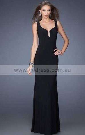 Sleeveless Shoulder Straps Yarn Polyester Floor-length Formal Dresses zvh123--Hodress