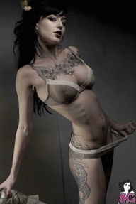 Suicide Girl...Yes please!!!
