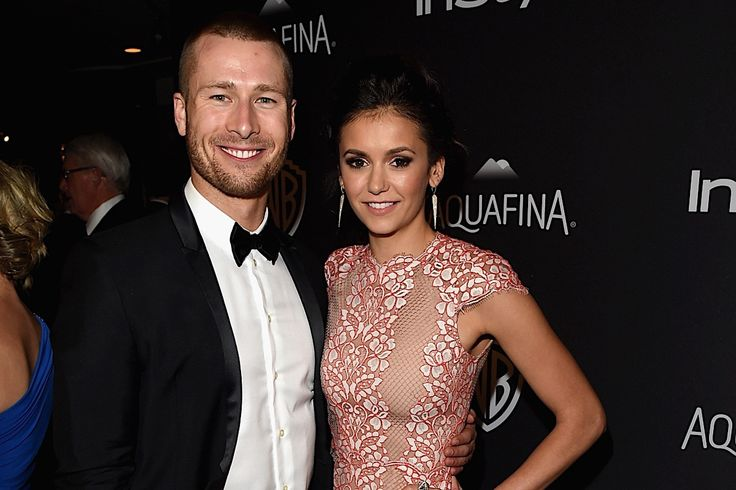 Nina dobrev dating 2015 chris wood