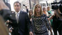 Patti Blagojevich Responds to Presidential Pardons - http://www.nbcchicago.com/news/local/blagojevich-presidential-pardon-411019755.html
