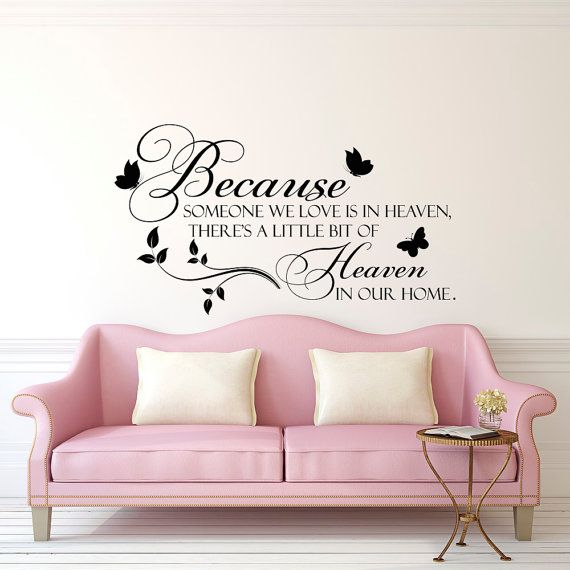 Best Wall Decal Quotes Ideas On Pinterest Wall Letter Decals - Wall decals about family