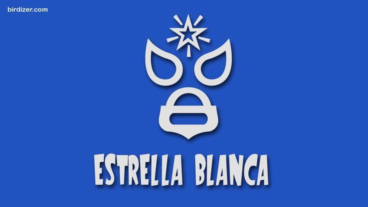 Estrella Blanca máscara wallpaper