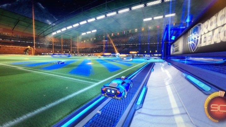 Haven't been able to play much lately love me some #rocketleague #goal #niceshot #rocket #league #steam #ps4 #xbox #xboxone #gaming #pcgaming #saturday #games #videogames #skills #aerial #dribble #fun