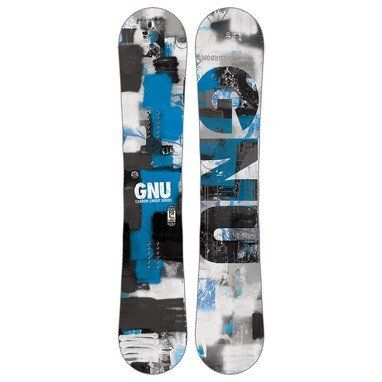 GNU Carbon Credit Wide Snowboard Mens ** Read more reviews of the product by visiting the link on the image.