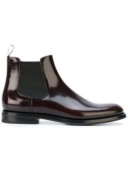 Monmouth Boots Boots Chelsea Boots Leather Ankle Boots