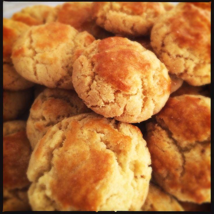 CNY Almond Cookies