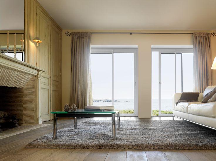 17 best ideas about baie coulissante pvc on pinterest for La fenetre apartments