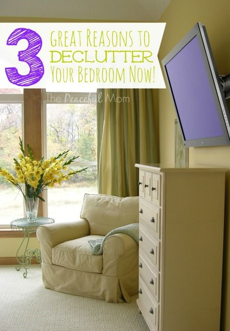 Get Organized 3 Reasons To Declutter Your Bedroom Now My Photos Colors The O 39 Jays And Mom