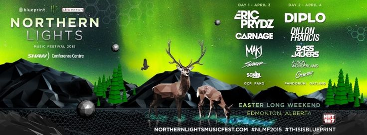 Sadly, it's already been a week of work day reality since Blueprint's Northern Lights Music Festival. I don't know about…